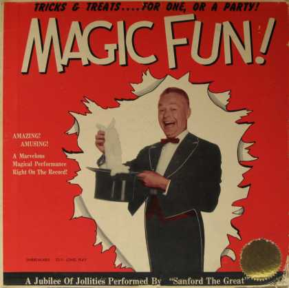 Oddest Album Covers - <<Hat trick>>