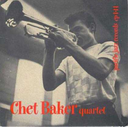 Oddest Album Covers - <<Chet Baker on Pacific>>