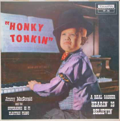 Oddest Album Covers - <<Honky cat>>