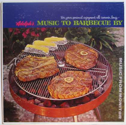 Oddest Album Covers - <<A grill's best friend>>