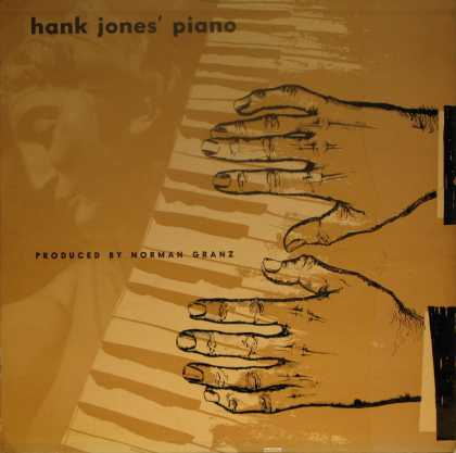 Oddest Album Covers - <<Norman Granz and Hank Jones' hands>>