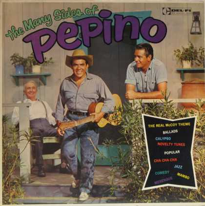 Oddest Album Covers - <<Pepino envy>>