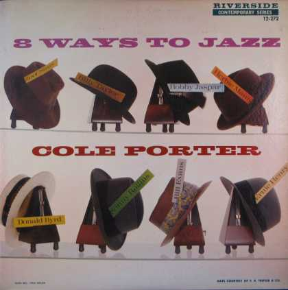 Oddest Album Covers - <<All hat jazz>>