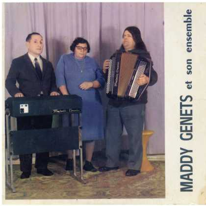 Oddest Album Covers - <<Try Maddy's>>