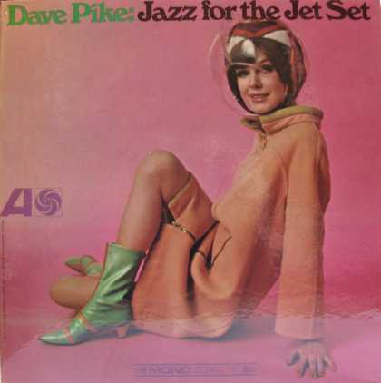 Oddest Album Covers - <<Jazz for the Jet Set>>