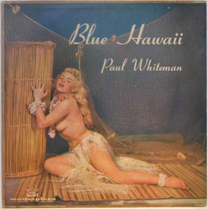 Oddest Album Covers - <<Blue Hawaii>>