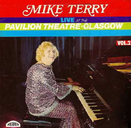 Oddest Album Covers - <<The only time Mike was ever really happy>>