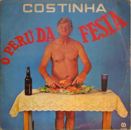 Oddest Album Covers - <<Carving the bird>>