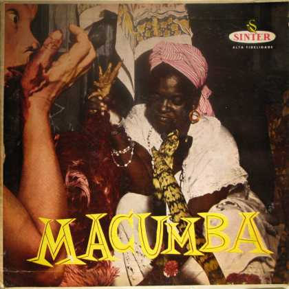 Oddest Album Covers - <<Black witchcraft>>