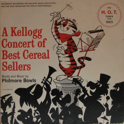 Oddest Album Covers - <<The cereal life>>