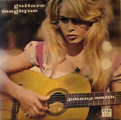 Oddest Album Covers - <<Bardot-re-mi>>