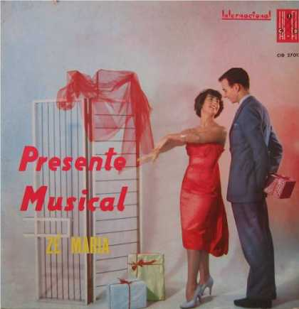 Oddest Album Covers - <<Ze Maria presents>>
