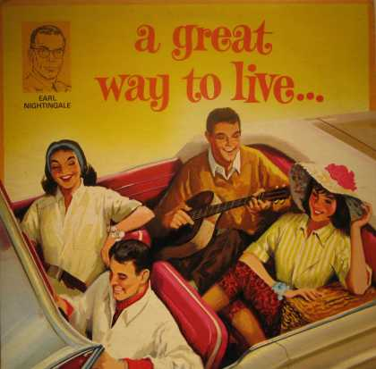 Oddest Album Covers - <<Road trip… TO HELL!>>