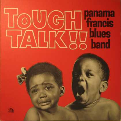 Oddest Album Covers - <<Tell it like it is>>