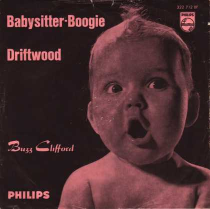 Oddest Album Covers - <<Oooh baby!>>