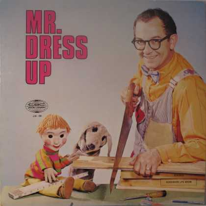 Oddest Album Covers - <<Music for sawing wood>>