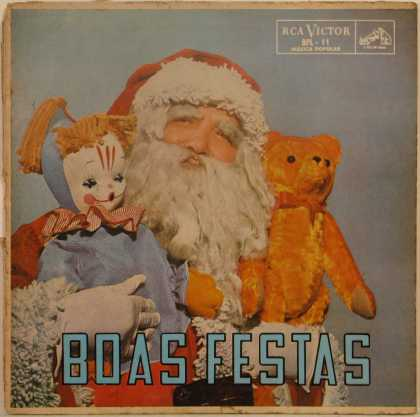 Oddest Album Covers - <<Insanity Claus>>