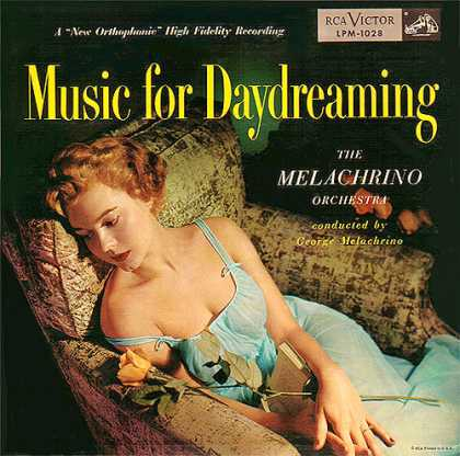 Oddest Album Covers - <<Music for Daydreaming>>
