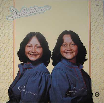 Oddest Album Covers - <<Twisted sisters>>