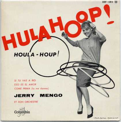 Oddest Album Covers - <<Hoops! - she did it again.>>