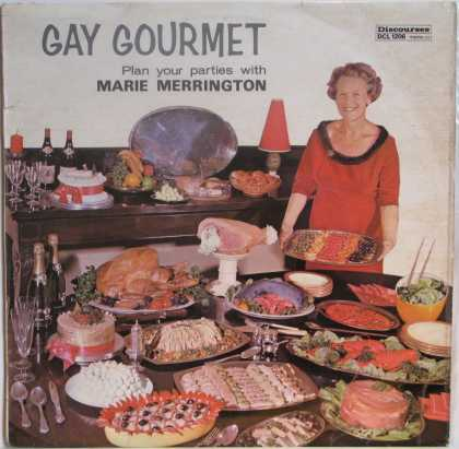 Oddest Album Covers - <<Marie and gay>>