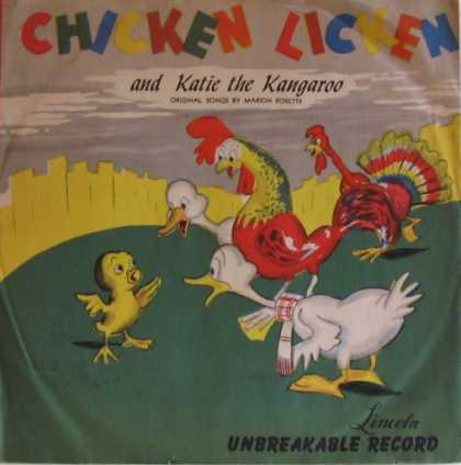Oddest Album Covers - <<Fowl Play>>