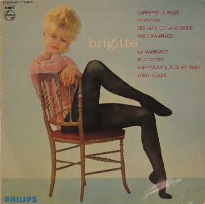 Oddest Album Covers - <<For Bardot nuts>>