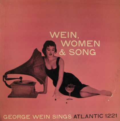 Oddest Album Covers - <<Wein, Women & Song>>