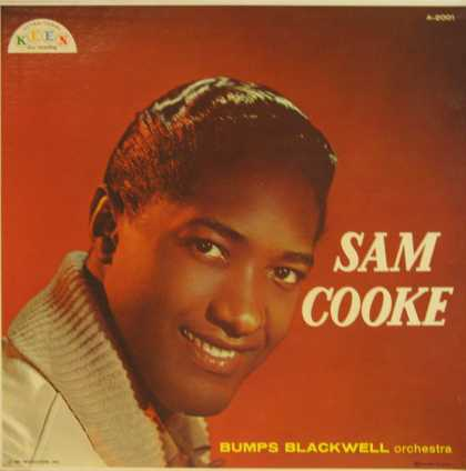 Oddest Album Covers - <<Sam Cooke>>