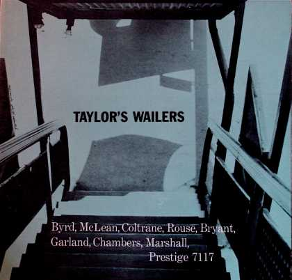 Oddest Album Covers - <<Taylor's Wailers>>