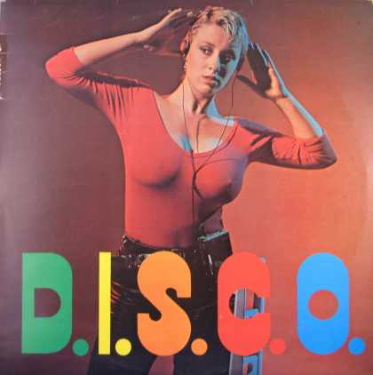 Oddest Album Covers - <<Disco's greatest tits>>