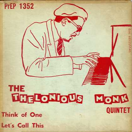 Oddest Album Covers - <<Funky Monk>>