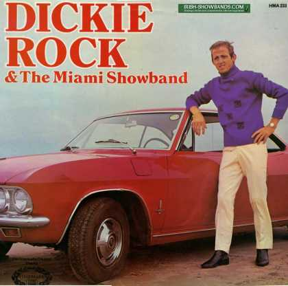 Oddest Album Covers - <<Like a rock>>