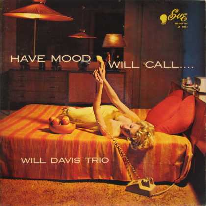 Oddest Album Covers - <<To dial for>>