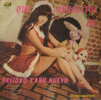 Oddest Album Covers - <<Waiting for Santa>>