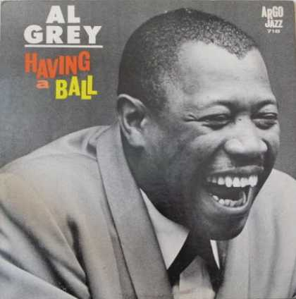 Oddest Album Covers - <<Having a Ball>>
