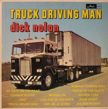 Oddest Album Covers - <<Big mother trucker>>