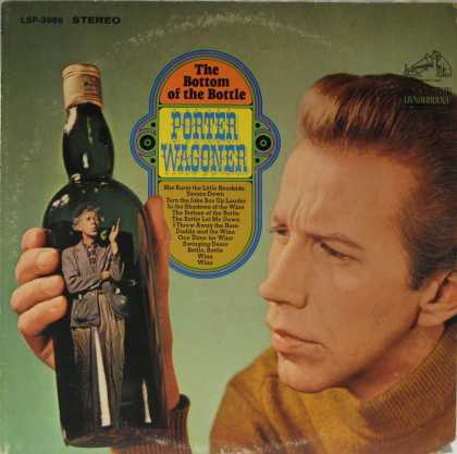 Oddest Album Covers - <<Vintage Porter Wagoner>>