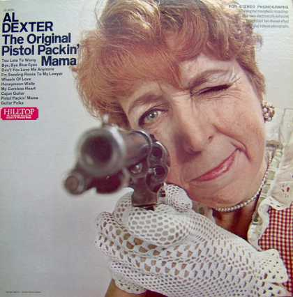 Oddest Album Covers - <<Revolver>>