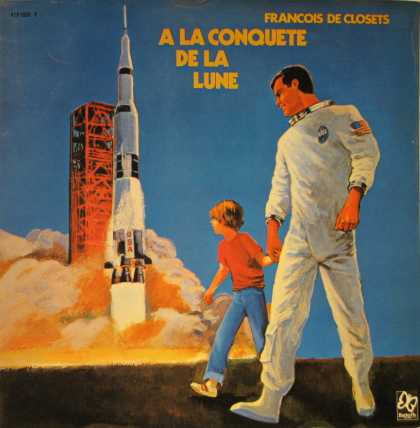 Oddest Album Covers - <<Launch with dad>>