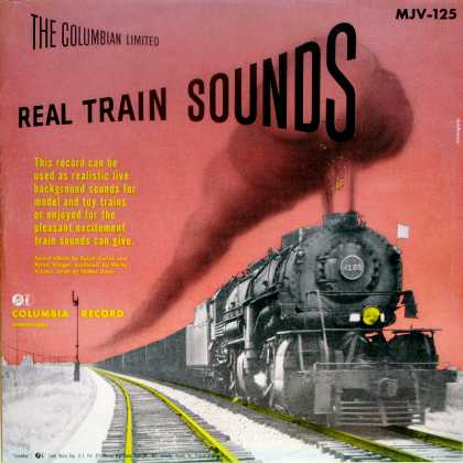 Oddest Album Covers - <<Coal train for lovers>>