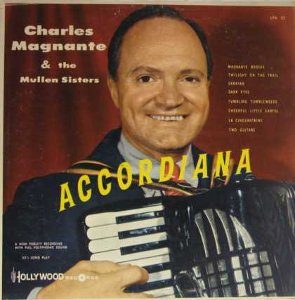 Oddest Album Covers - <<Accordiana>>