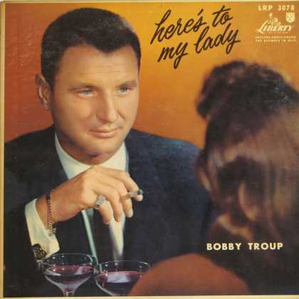 Oddest Album Covers - <<Troup's toast>>