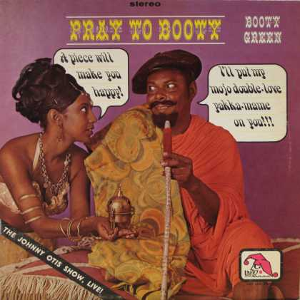 Oddest Album Covers - <<Booty call>>
