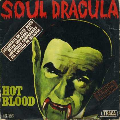 Oddest Album Covers - <<Soul Dracula>>