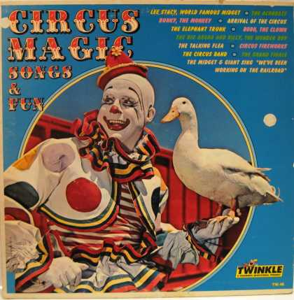 Oddest Album Covers - <<Why a duck?>>