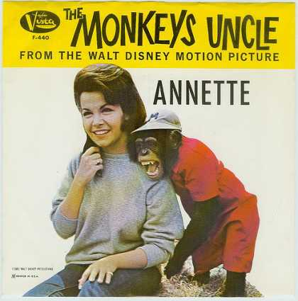 Oddest Album Covers - <<Chimp chimp chiree>>