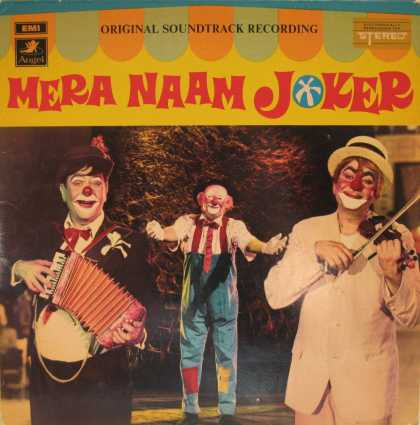 Oddest Album Covers - <<Bring in the clowns>>