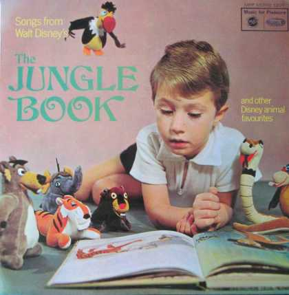 Oddest Album Covers - <<Bungle in the Jungle>>
