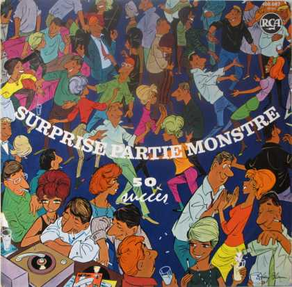 Oddest Album Covers - <<Monstre ball>>